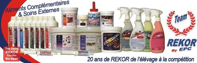 REKOR E.P.C Produits