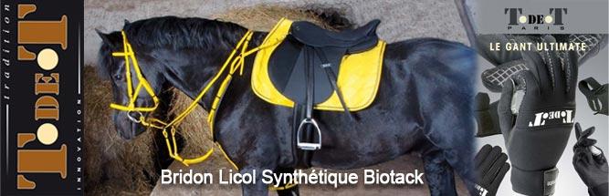 TDET gamme Biotack
