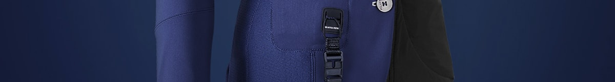 Gilets airbag, vestes compatibles