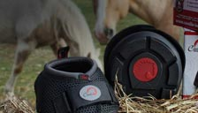 Easy boots, chaussures pour chevaux