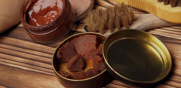 Entretien du cuir et des textiles
