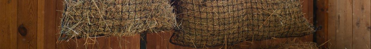 Filets,musettes et sacs à foin