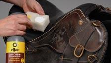 Savons et nettoyants pour cuir