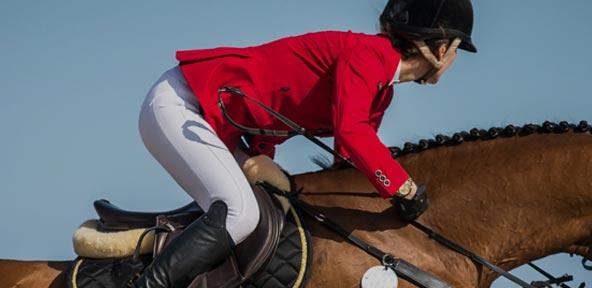 Vêtements d'équitation