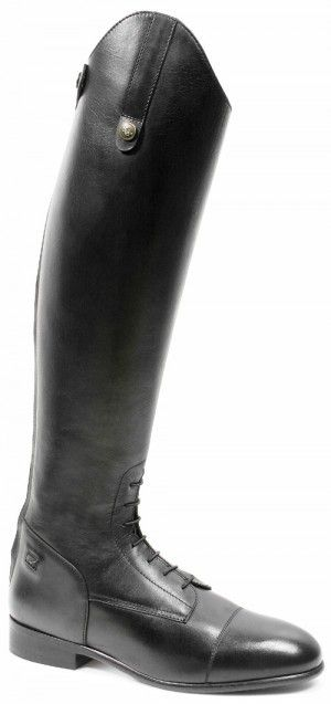 bottes equitation cuir soubirac