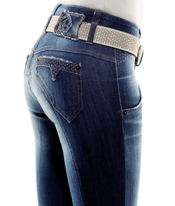 pantalon equitation western femme