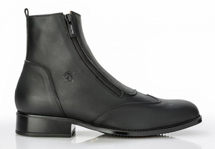 EQUI-TH/ÈME Boots Zip Cuir