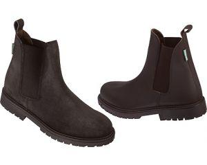 Boots Equitation Camargue Norton Brun