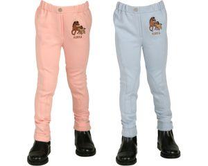 Horka, Pantalon Minis Pull On rose  ou bleu ciel