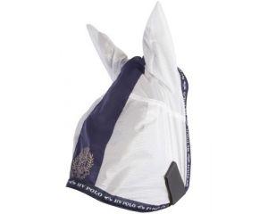 Masque anti-mouches Ears Favouritas HV Polo Blanc