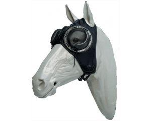 Masque de Protection des yeux Zilco Noir