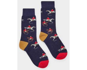Chaussettes Brillant Bamboo Horse Tom Joule