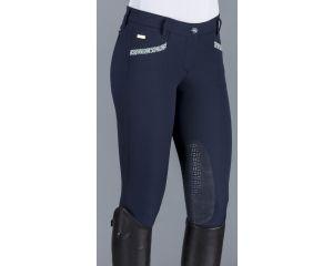 Pantalon équitation Femme Marieclaire Bleu Marine Iago
