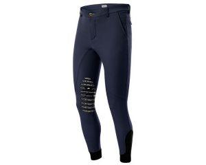 Pantalon d'équitation Homme Bleu Marine Arezzo Iago