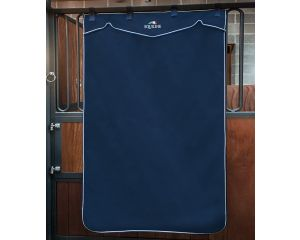 Tenture de Box Wave Long Equiline Bleu Marine