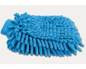 Gant microfibres de pansage Waldhausen Turquoise
