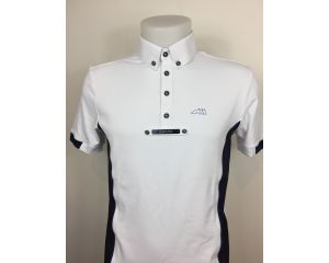 Polo de concours Homme Gym Equiline