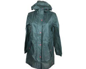 Veste de pluie Waterproof Femmes Golightly unie vert Tom Joule