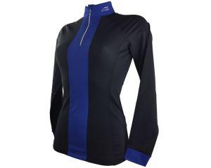 Tee-shirt femme Fiamma Equiline Bleu Marine