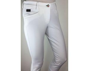 Pantalon concours Femme Jenny Blanc Iago