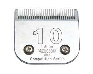 Jeu de peignes series Blades Libretto Lister : N° 10 : 1.5 mm