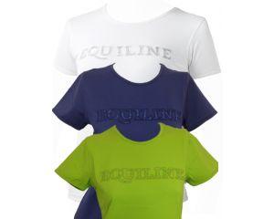 T-shirt Équitation Femme manches courtes Maria Equiline Été