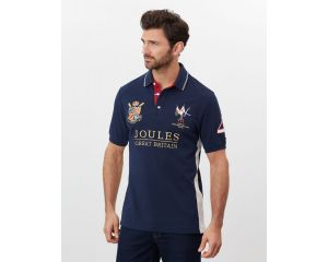 Polo homme Millford bleu marine Joules