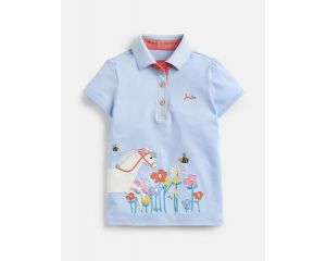 Polo fille Moxie Joules