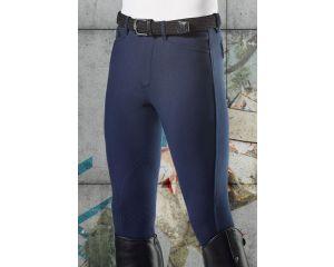 Pantalon equitation de concours Homme Grafton Equiline  Bleu Marine