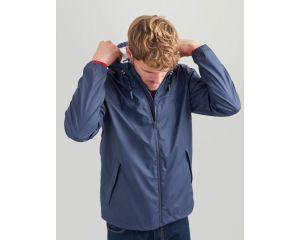 Veste homme imperméable légère Portwell Bleu marine Joules