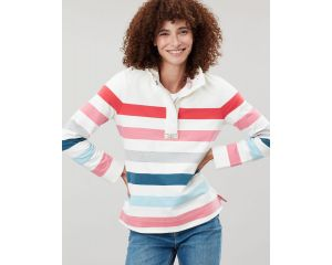 Sweatshirt Femme Saunton Classic Multi Joules