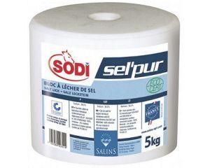 Bloc de sel'pur SODI