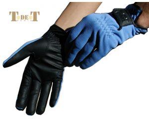 T.DE.T, Gants Club Bleu Ciel