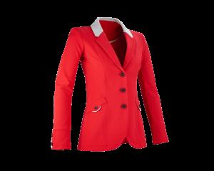 Veste de concours femme Tailor Made Rouge Horse Pilot