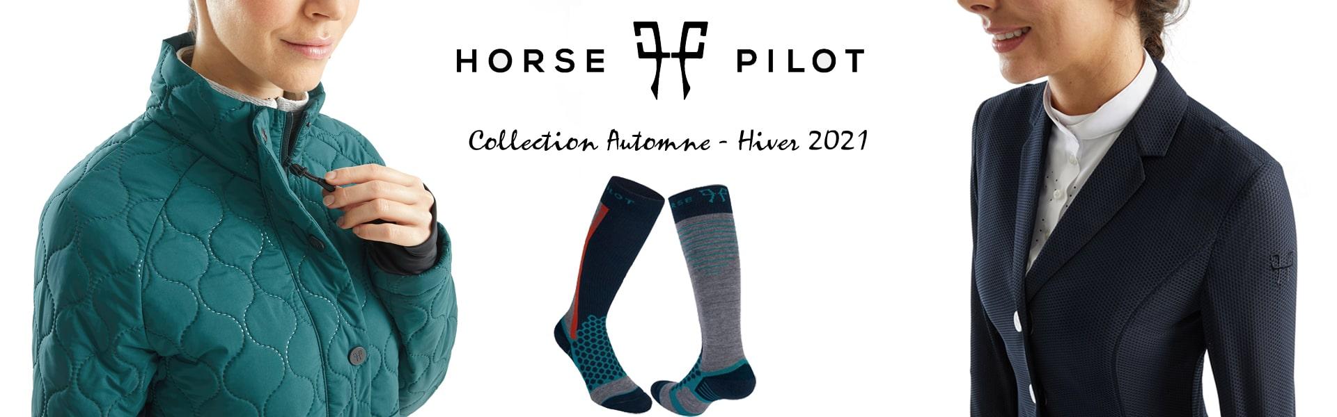 collection Horse Pilot